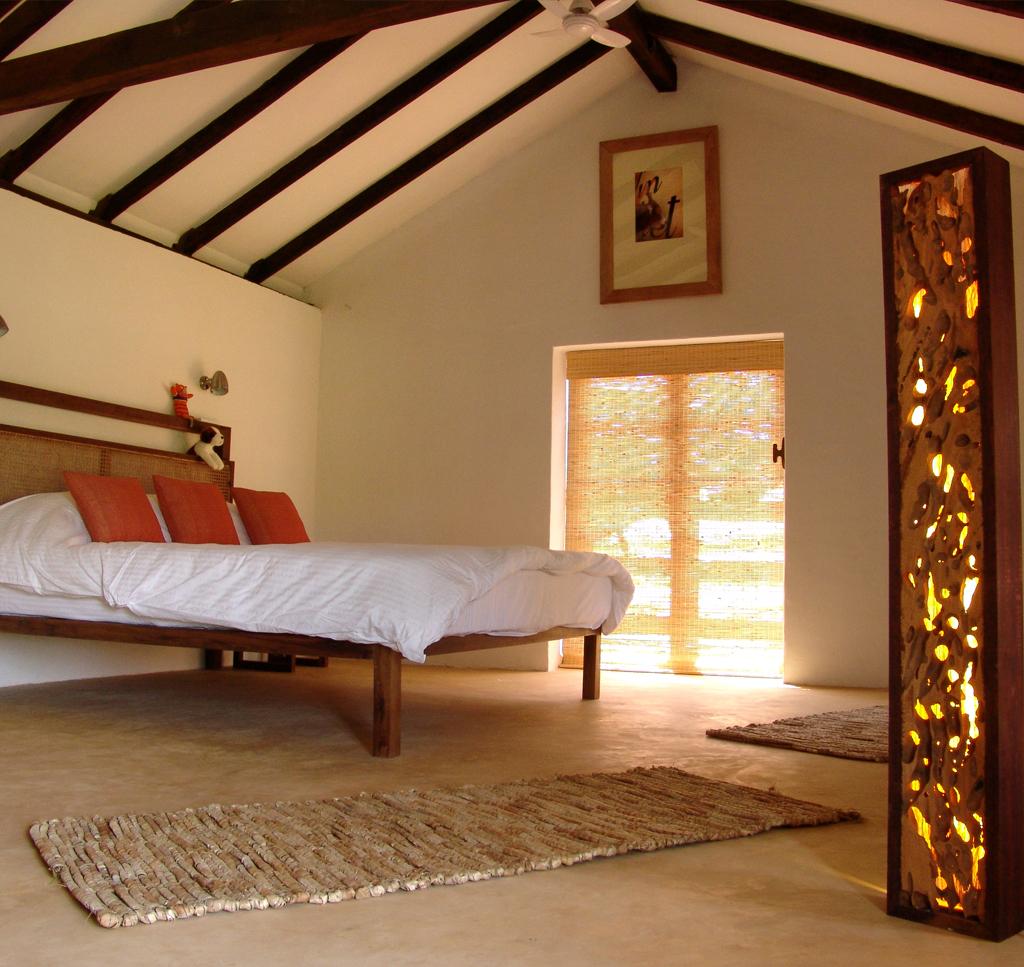 Kaju Varo - гостиная в номере для новобрачных – спальня