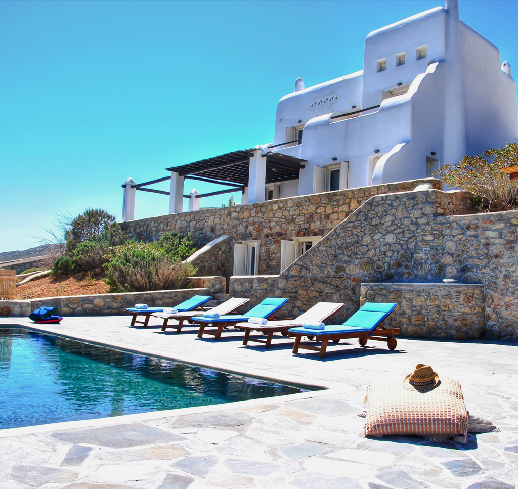 Greek Villa Lucia